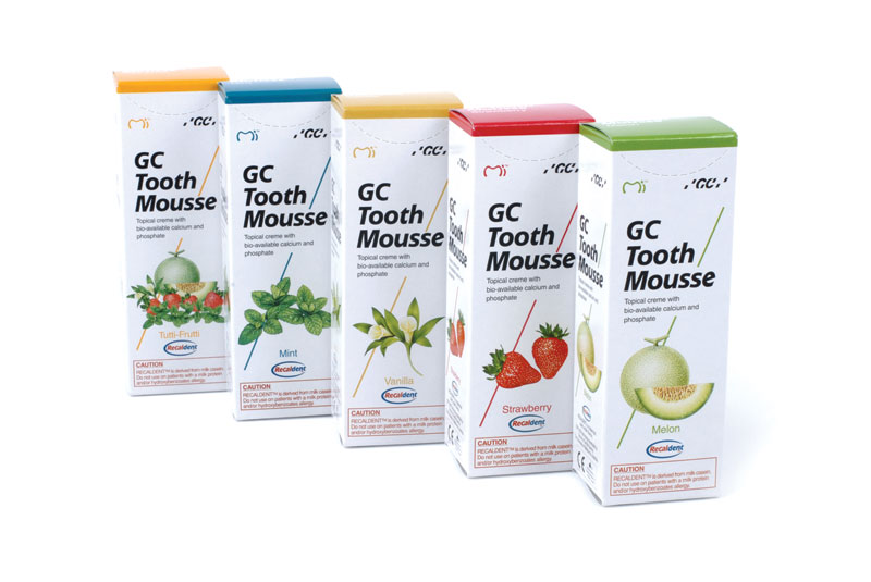GC Tooth Mousse Ireland